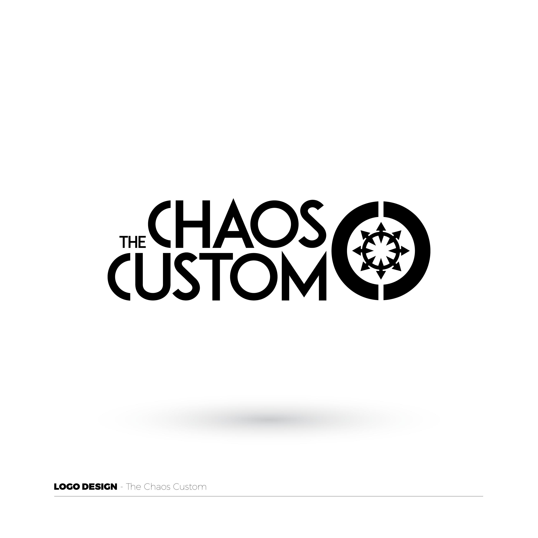 Chaos Custom Logo