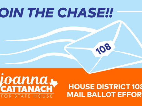 Vote By Mail - Call Eligible Voters in HD 108