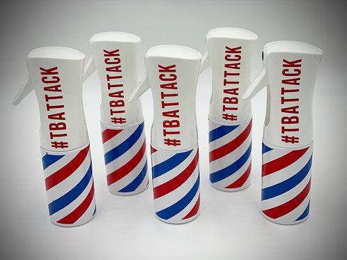 #TBAttack Mist Spray Bottle