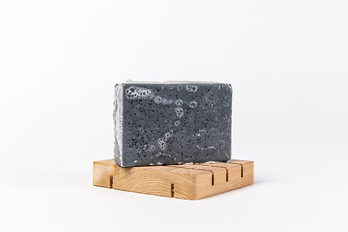 ACTIVATED CHARCOAL FACIAL/BODY BAR
