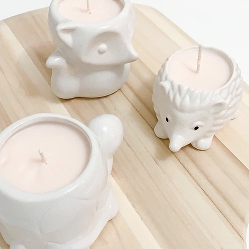 ZOO ANIMAL CANDLE