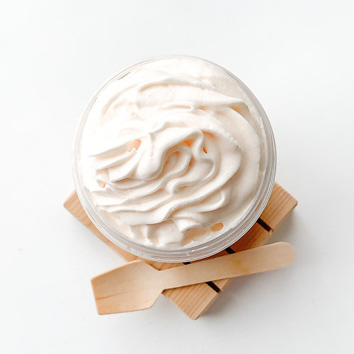 WHIPPED ORANGE BUTTER