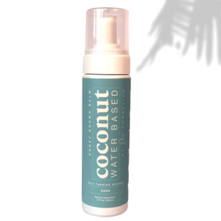 COCONUT WATER BASED TAN
