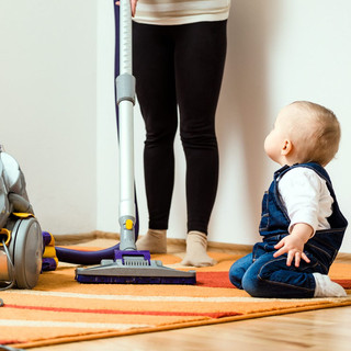 Why I Can't Just Let The Housework Slide