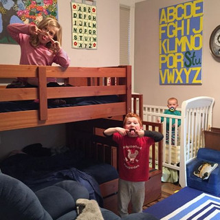 Why We Make Our Kids Share a Room