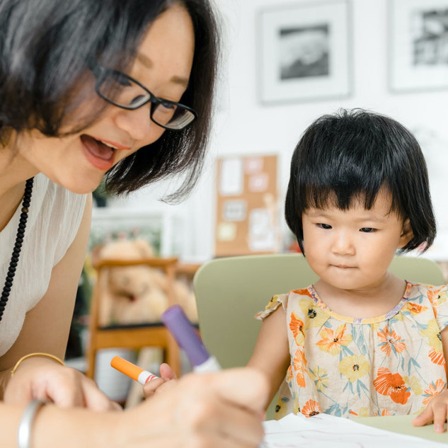 How To Talk To Your Kids At Every Age, Using Nonverbal Techniques