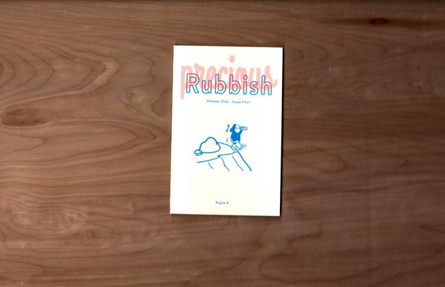 Precious Rubbish Vol. 1 Issue 2