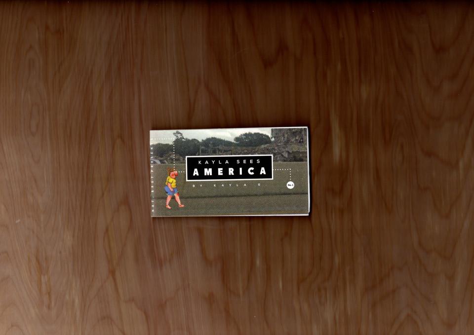 Kayla Sees America