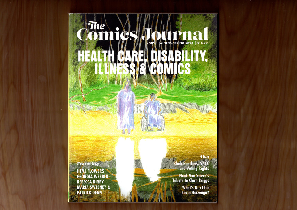 The Comics Journal No. 305