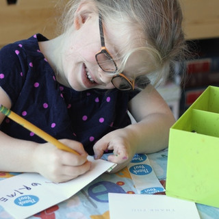 Why Kids Should Send Thank You Notes