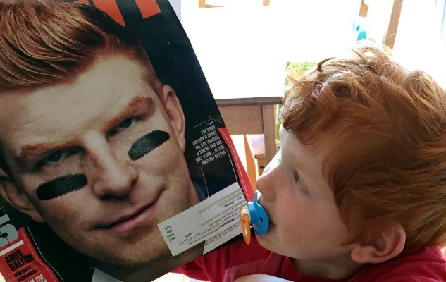 How I Helped My Son Feel Proud Of His Red Hair