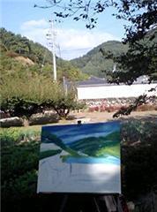 Fuganji Garden Suzaka Nagano