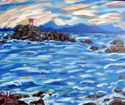 takasu sea shrine