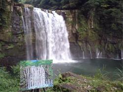 Kamikawa Falls Kagoshima