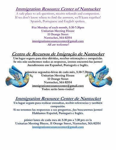 nantucket immigration resource center