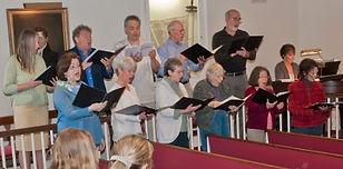 nantucket unitarian church choir