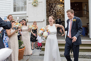 nantucket wedding at unitarian church