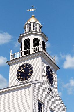nantucket unitarian church tower