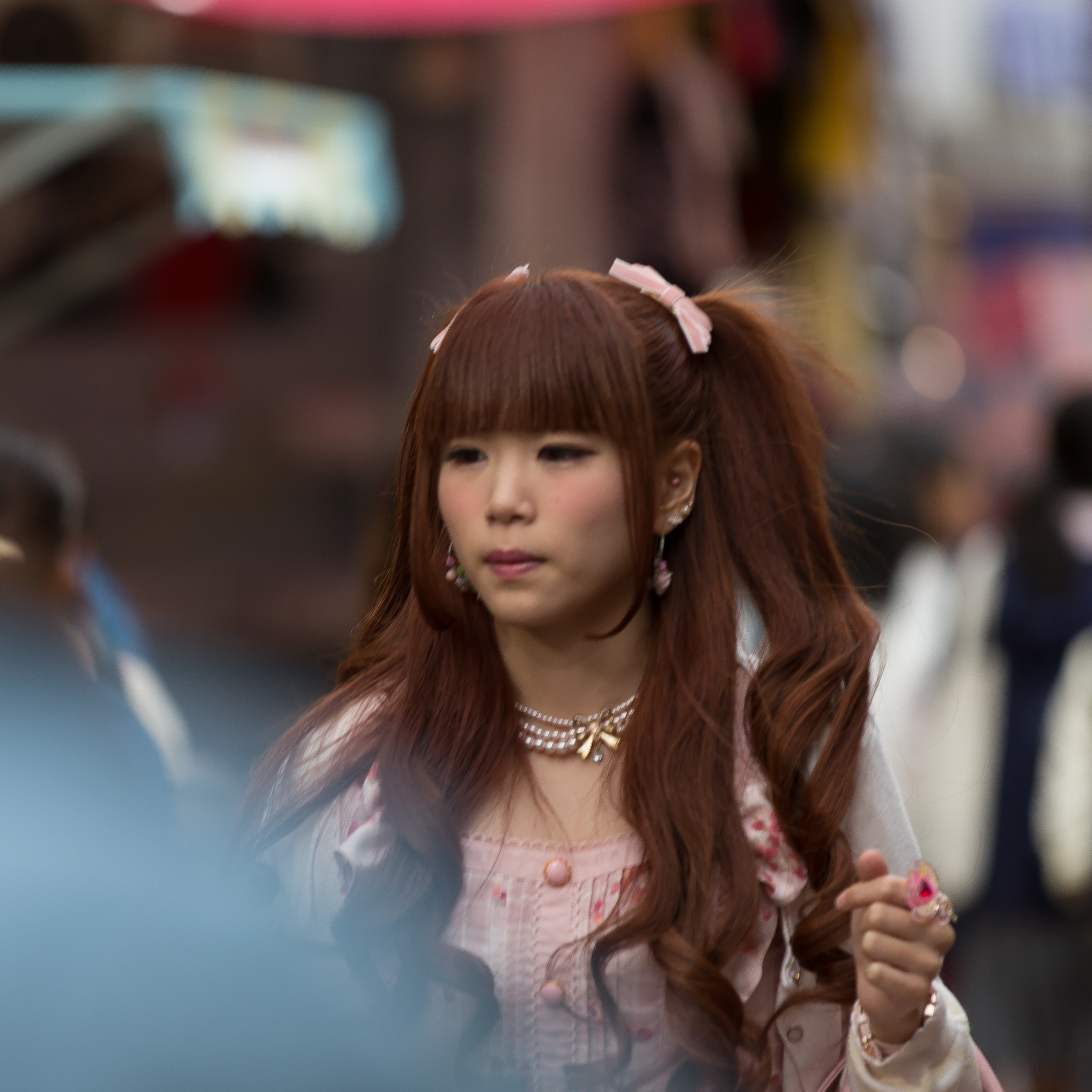 Girl of Takeshita Dori - Tokyo