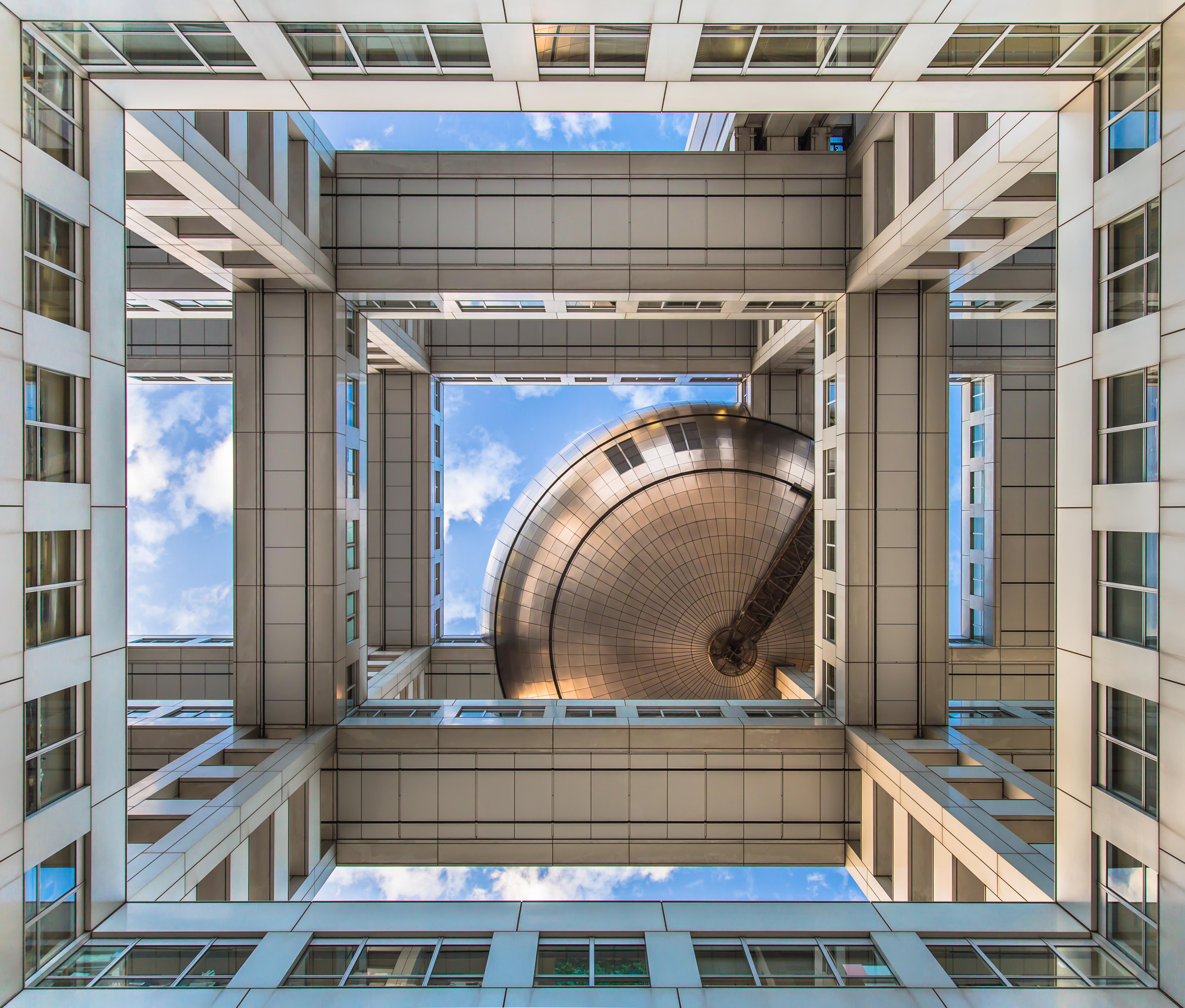Space station - Odaiba, Tokyo