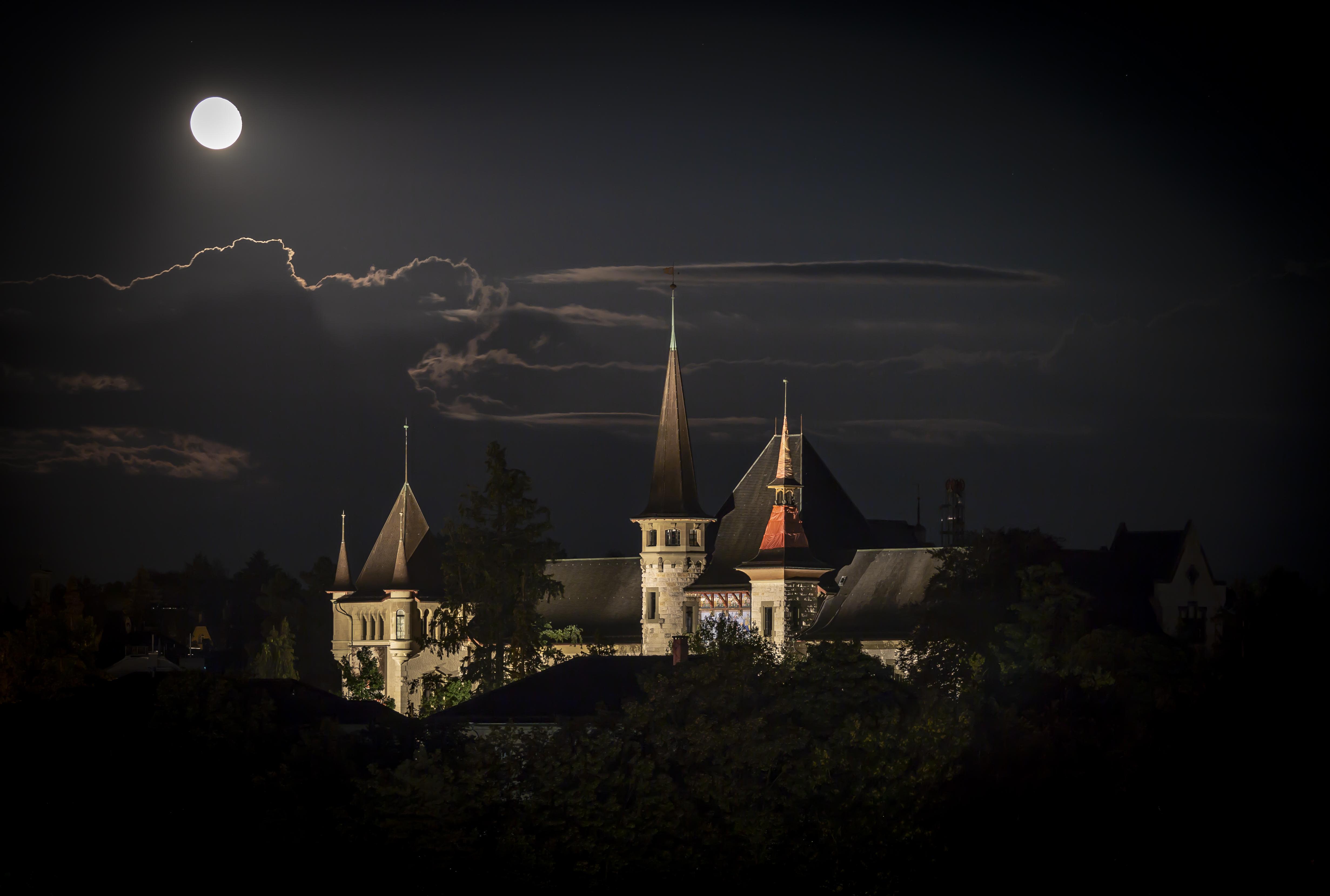 Night in Bern