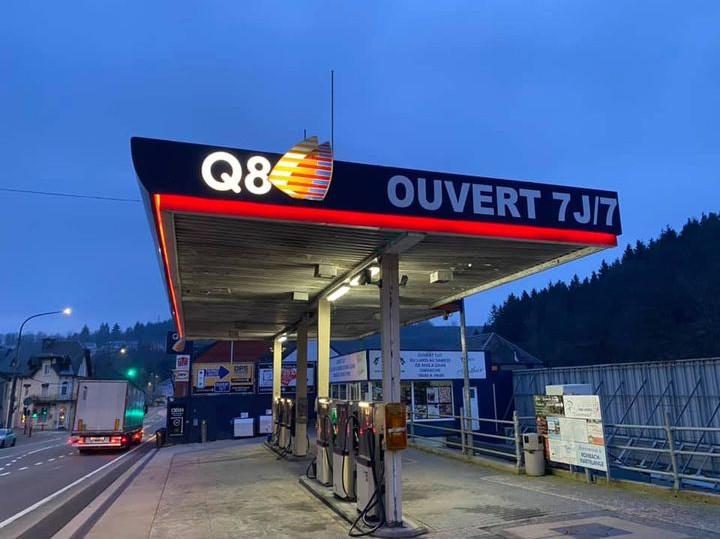 Q8 Martelange - Chez Arthur