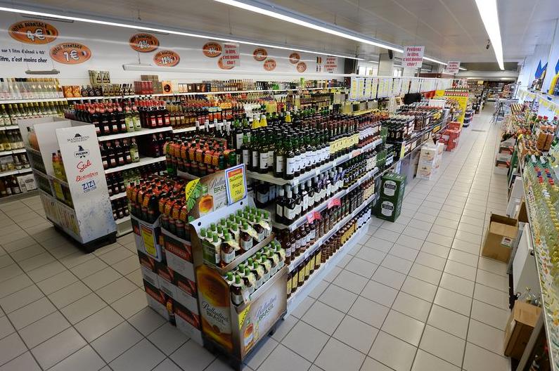 Supermarket DPS