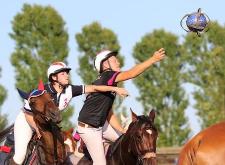 1 Tappa del Campionato Italiano Horse Ball 2016 FISE