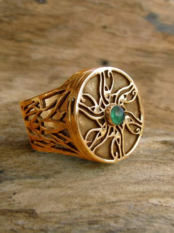 Powerful Magic Ring For Luck
