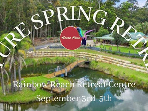 Our next retreat coming in Spring!