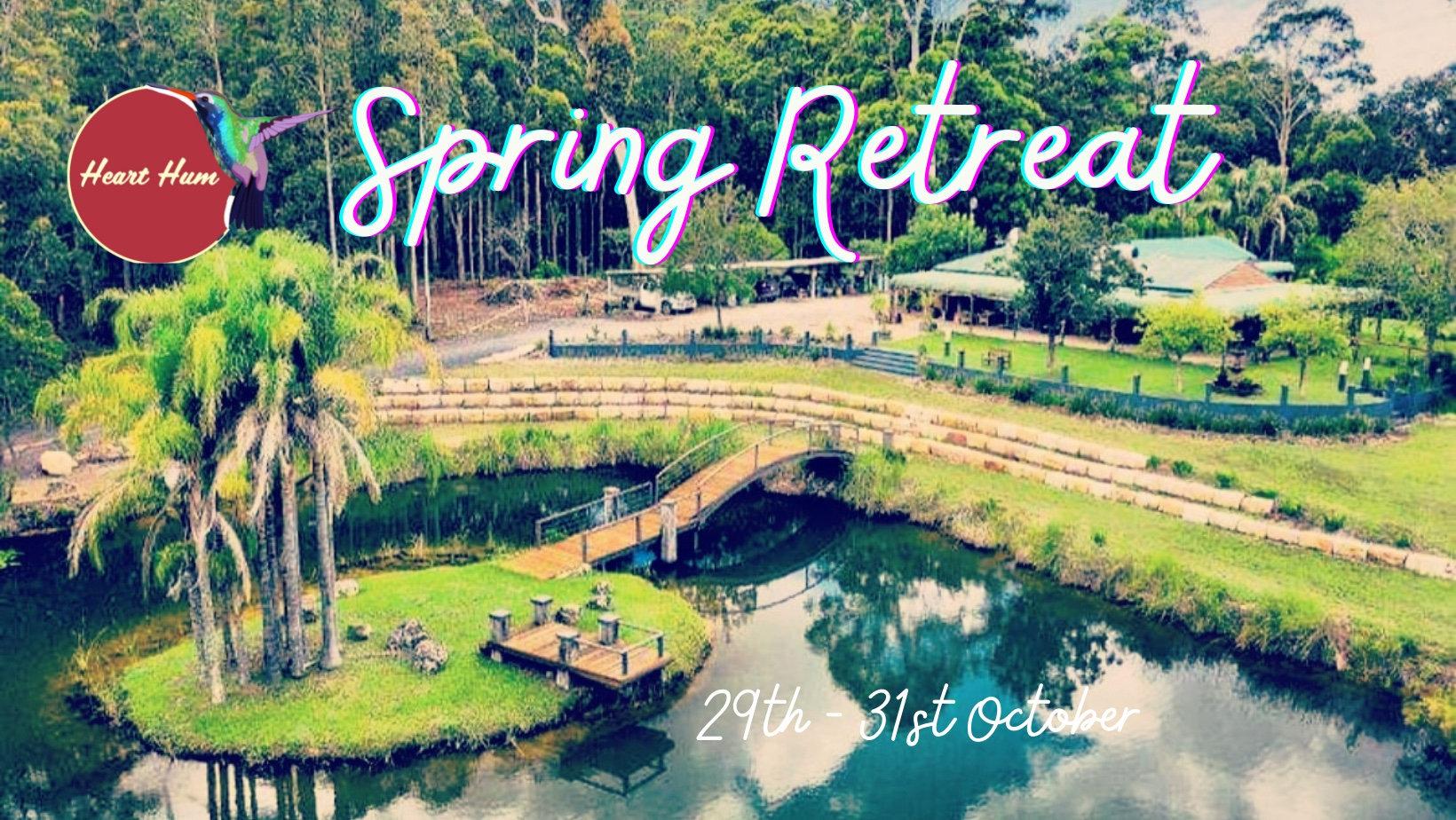 Nature Spring Retreat
