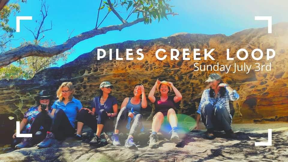 Gourmet Picnic at Piles Creek Loop