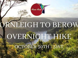 The Great North Walk Overnighter