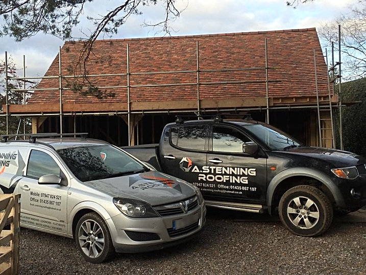 Stenning Vehicles, Tile ReRoof