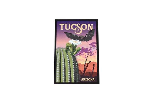 VEN   Postcard   Bat   Tucson
