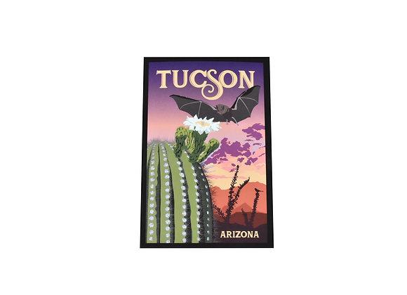 Postcard | Bat | Tucson