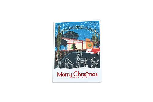VEN | Merry Christmas Note Card | Winterhaven | Tucson