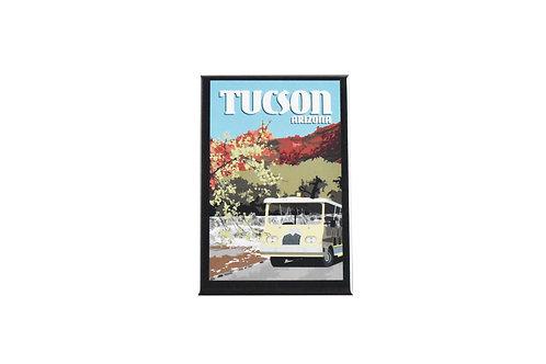 VEN   Magnet   Sabino Canyon Tram   Tucson