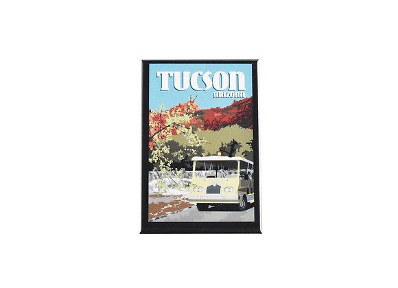 Magnet | Sabino Canyon Tram | Tucson