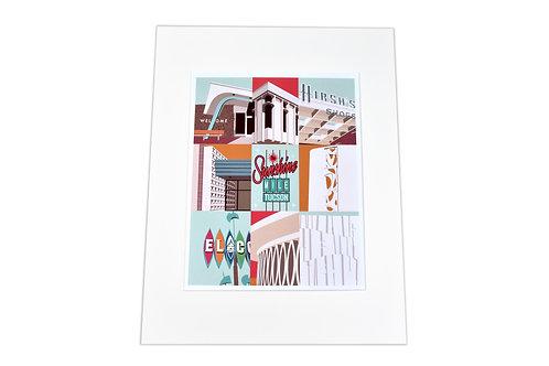 Print | Sunshine Mile Architecture