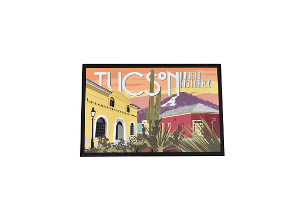 Postcard | Barrio | Tucson