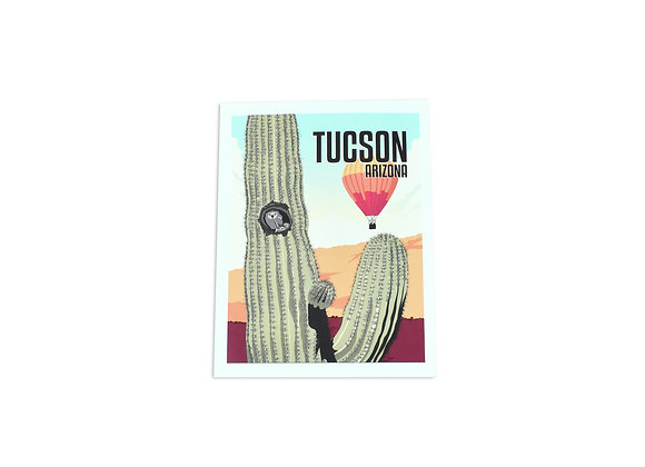 Note Card | Owls | Tucson