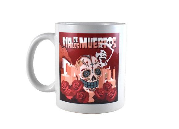Mug | Dia De Los Muertos | Sugar Skull