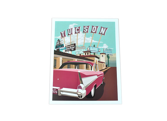 VEN | Print | Motels of Miracle Mile