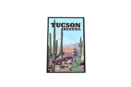 VEN | Postcard | Hiking | Tucson