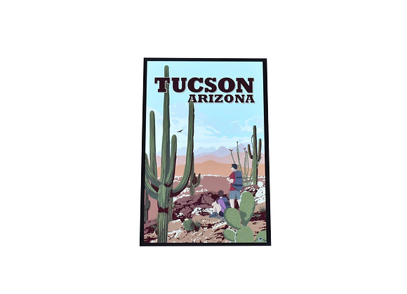 Postcard | Hiking | Tucson