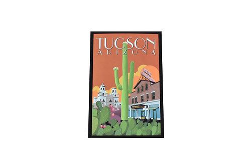 VEN | Postcard | Hotel Congress | Tucson
