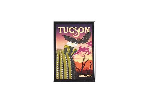 Magnet | Bat | Tucson