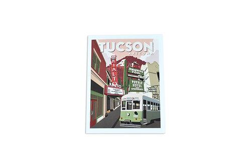 Note Card   Rialto Theatre   Tucson