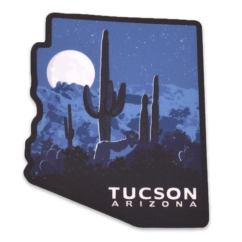 Sticker   Coyote   Tucson